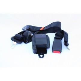 Cinturon Seguridad 3 Puntos Inercial  Con Cinta X Uno