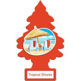Car- Pino U.s.a Tropical Shores