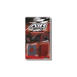 Air Perfum- Box Clip Rojo 4 Tabletas 1,5 Grs C/u