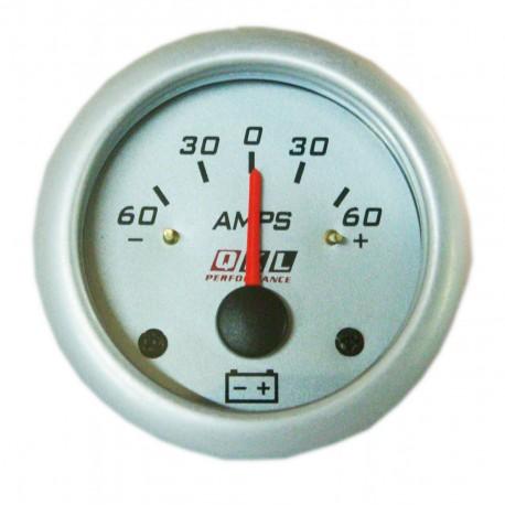 Medidor Amperimetro Qkl 52mm  Af 03