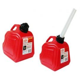 Bidon Nafta Soch  5lts Rojo  (sb5g)