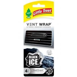 Vent Wrap Aromatizante  X 2 Black Ice
