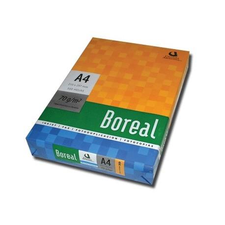 Resma Papel A4 X 75gr Boreal