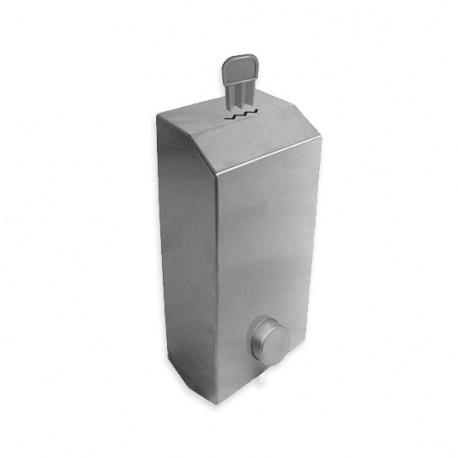 Disp. Jabon Liquido Acero Inox. (10419)