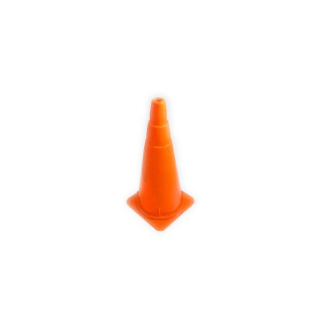 Cono 75cm Flexible Naranja  Cfn075