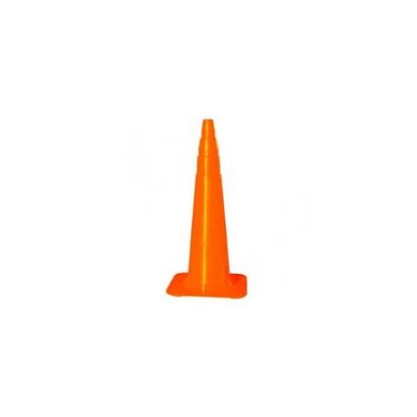 Cono 100cm Flexible Naranja  Cfn100