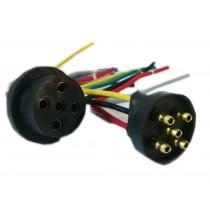 Conector O.r.o. 5 Vias (m/h)