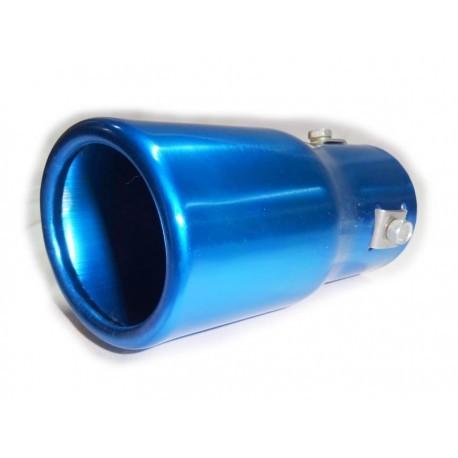 Tronador Cromado / Azul 0143