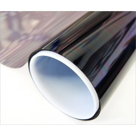 Papel Polarizado Super Dark Black Fp-009