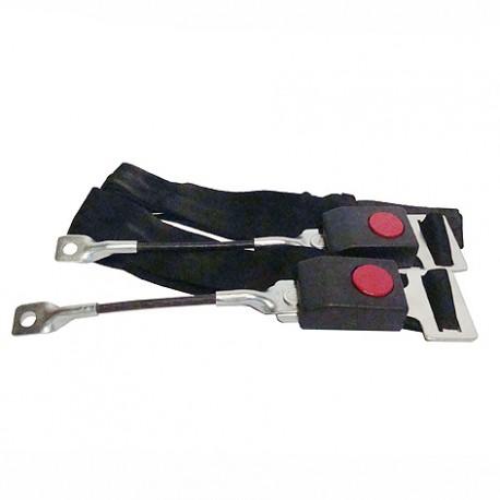 Cinturon Seguridad Delant.c/baston X2 Corto