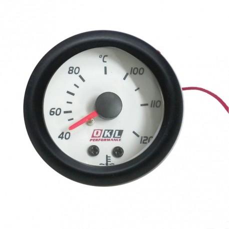 Medidor Temperatura Qkl 52mm Af41 B/n
