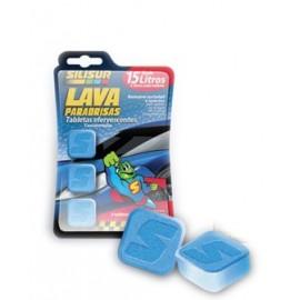 Silisur- Lavaparabrisas Tabletas X 3