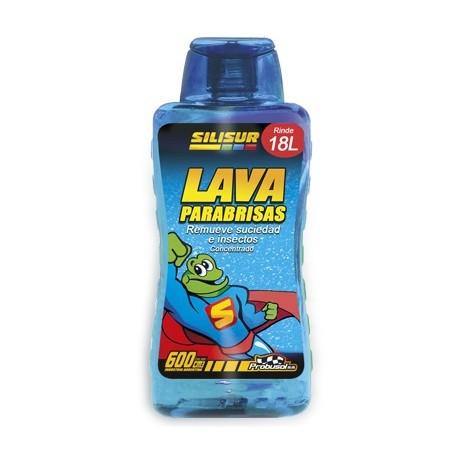 Silisur- Lavaparabrisas X 600ml