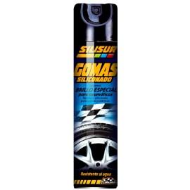 Silisur- Brilla Gomas Aerosol 260grs. Water Resistent