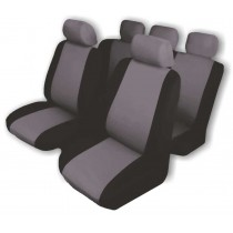 Funda C. Asiento Tuning Soft X 4 Gris Art.200