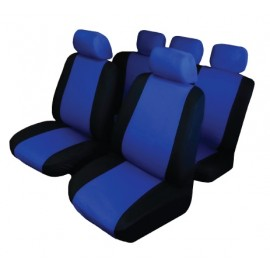 Funda C. Asiento Tuning Soft X 4 Azul Art.200