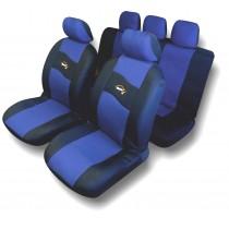 Funda Cubre Asiento Art.700 Tuning Max Azul