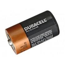 Pila Duracel D2 (unidad)