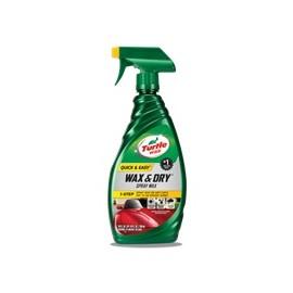 Turtle Wax- Cera Spray ´wax & Dry´ 769ml (t9)