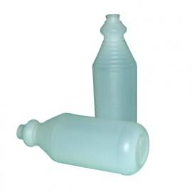 Botella 1 Lt. Cristal C/tapa