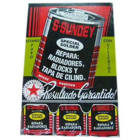 Sundey- Repara Radiador 101 (sppi)