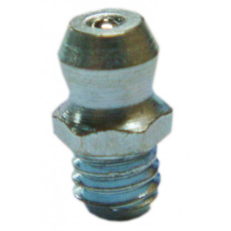 Niple Recto A105 M6x1
