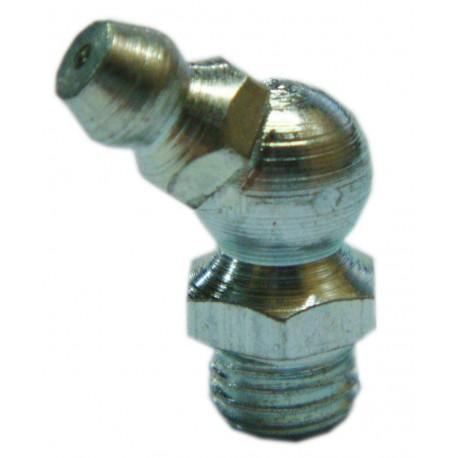 Niple Codo A136 M8 X 1 X 45°