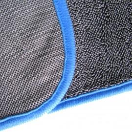 Paño Microfibra Doble Accion Secado Rapido Y Pulido Aj47