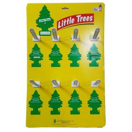 Exhibidor De Pared Pinos Little Trees 8 Aromas