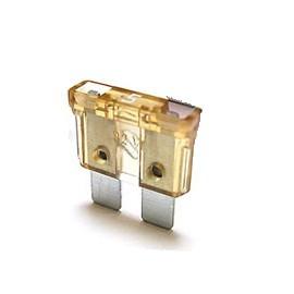 Fusible Ficha 5 Amp. Ambar (0005)