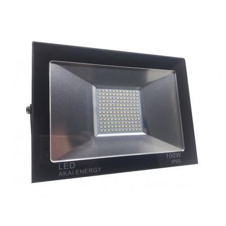 Proyector Led Premium 100w / 700w 8000lm ( Frio)