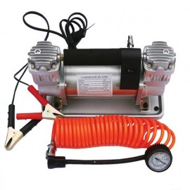 Compresor Doble Piston P/4x4 85lts X Min. Va-044