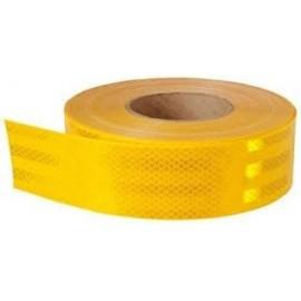 Banda Refl. Amarilla Eco  50 Mm Ancho (x Tramo 45.7cm)
