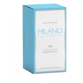 Perfume Light Blue For Women ´milano 505