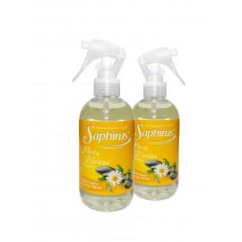 Fragancia Textil Flores Blancas (perfumina)´saphirus´