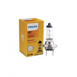 Philips- 12972 H7 12v 55w 9x26d     C1