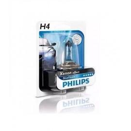 Philips- 12342 H4 Blue Vision 12v 60/55w P43t-38 B1