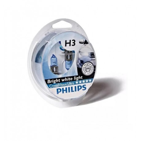 Philips- 12336 H3 Cv W5w 55543 12v