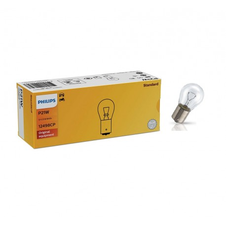 Philips- 12498 P21w 12v Cp (1polo)