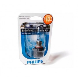 Philips- 9005 Hb3 Blue Vision 12v 65w P20d