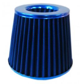 Filtro Competicion Biconico Azul Diforza
