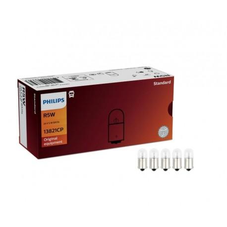 Philips- 13821 R5w 24v 5w (con Culote)