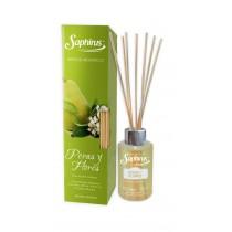 Difusor Aromatico Peras Y Flores saphirus