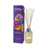 Difusor Aromatico Violetas saphirus