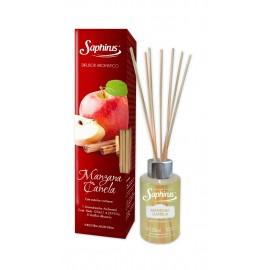 Difusor Aromatico Manzana Canela saphirus