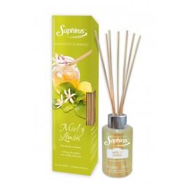 Difusor Aromatico Miel Y Limon saphirus