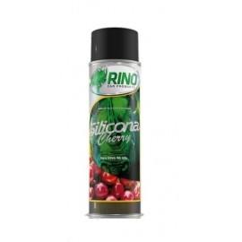 Silicona Aerosol Rino Cherry 360ml