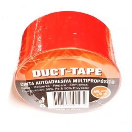 Cinta Duct-tape Roja 48mmx9m (imp)