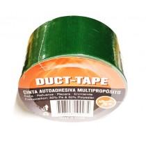 Cinta Duct-tape Verde 48mmx9m (imp)