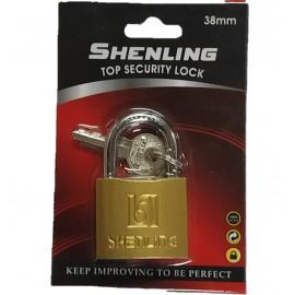 Candado Shenling 38mm Slt-238 (imp)